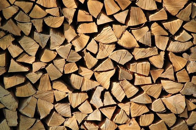 Außergewöhnlich Brennholz #VD_83